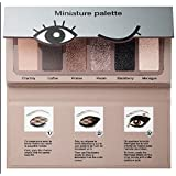 Sephora Collection Miniature Palette - Nougat Shades Collection