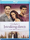 Breaking Dawn - Parte 1 - The Twilight Saga (Extended Edition) [Italia] [Blu-ray]