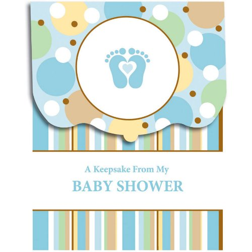 boy baby shower guest books baby shower mania