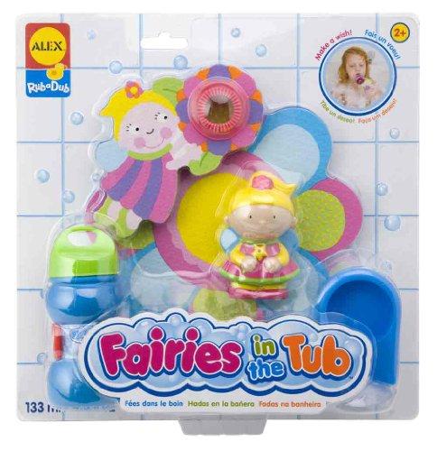 ALEX Toys Rub a Dub Fairies in the Tub - 1