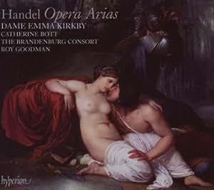 Dame Emma Kirkby - Handel Opera Arias