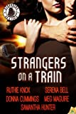img - for Strangers on a Train book / textbook / text book