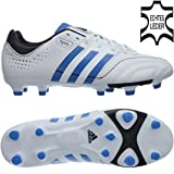 Adidas 11Core TRX FG G60010 football soccer shoes cams men leather White