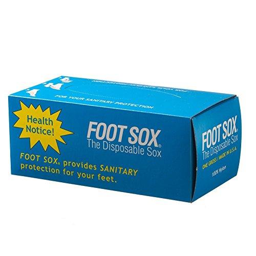foot-sox-original-sanitary-disposable-try-on-socks-womens-tan