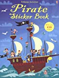 Pirate Sticker Book (Usborne Sticker Books) Fiona Watt