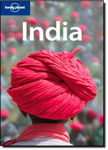 India (Lonely Planet Country Guide) front-1040605