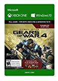 Gears of War 4: Ultimate Edition - Pre-Load - Xbox One/Windows 10 Digital Code