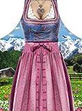 Schürze Bavarian Woman Traditional für Grill und Küche