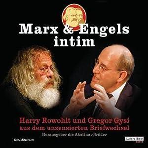 Marx und Engels intim Hörspiel