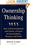 Ownership Thinking:  How to End Entit...