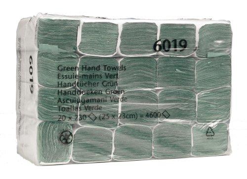 kimberly-clark-professional-salviette-asciugamani-interfold-verde-pacchetti-piccolo-20-x-230-1er-pac