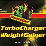"TurboCharger-WeightGainer, Vanille, 1000g Dose, KON-KH0211von ""KnockOut-Nutrition"""