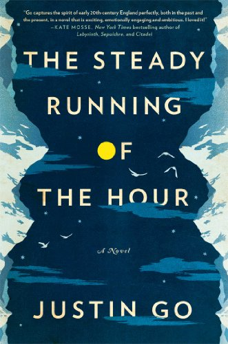 The Steady Running Of The Hour: A Novel front-996193