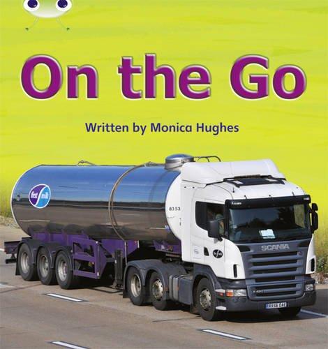 On the Go: Non-Fiction Set 09 (Phonics Bug)