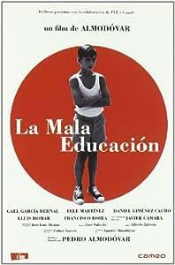 Amazon.com: La Mala Educación [2010] (Import Movie) (European Format