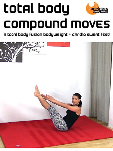 Barlates Body Blitz Total Body Compound Moves