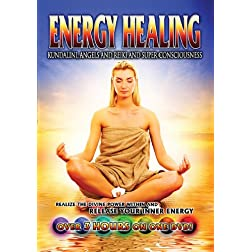 Energy Healing: Kundalini Angels &amp; Reiki &amp; Super