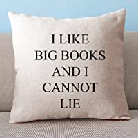 """Cotton Linen Square Decorative Throw Pillow Case Cushion Cover The avengers alliance letters hero batma 18 """"X18 """"inches from ilkin"""