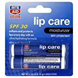 Rite Aid Pharmacy Moisturizer, Lip Care, 2 - 0.15 oz (4.25 g) sticks