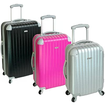 Karabar Super Lightweight Hard Sided Suitcases - 3 Years Warranty!