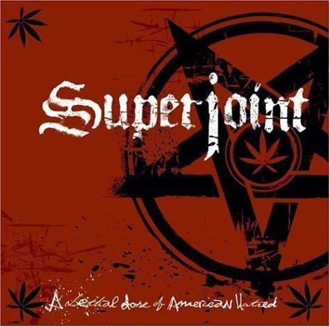 A Lethal Dose of American Hatred by Superjoint Ritual (2003) Audio CD