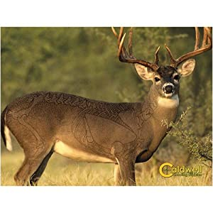 Caldwell Life Size Cardboard Deer Target Md: 234412 .
