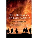 The Remains of Company D: A Story of the Great War ~ James Carl Nelson