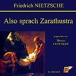 Also sprach Zarathustra   Friedrich Nietzsche