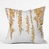 DENY Designs Stephanie Corfee Bubbly Babies Throw Pillow, 16 x 16