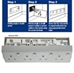 Converter Socket (Converts Single or...