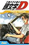 Initial D, tome 5