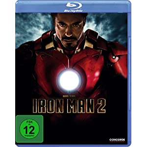 Iron Man 2 Bluray bei Amazon kaufen