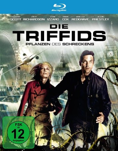 Die Triffids - Pflanzen des Schreckens [Blu-ray]