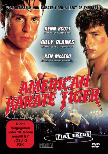 American Karate Tiger - Full Uncut