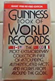img - for Guinness Book of World's Records (Giant 1988 Revised Edition) book / textbook / text book