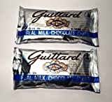 Guittard Real Milk Chocolate Chips 11.5 oz/326g - Pack of 2
