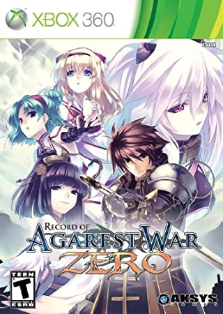 Record of Agarest War Zero Standard Edition
