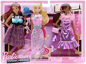 Barbie Clothes Night Looks - Pastel Awards Show Fashions