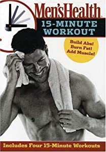 Men's Health: 15 Minute Workout [DVD] [Region 1] [US Import] [NTSC]
