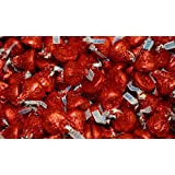 Hershey's Kisses - Original - Red Foil, 1 lb (Tamaño: 1 Pound)