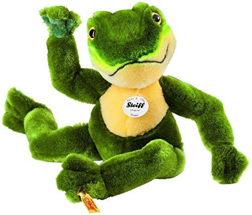 Steiff Froggy Dangling Frog - 1