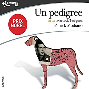 Un pedigree | Livre audio