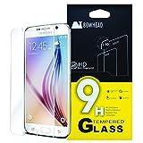 Galaxy S6 Screen Protector, Bowhead Samsung Galaxy S6 Glass Screen Protector - [Tempered Glass] 9H Hardness, Bubble Free