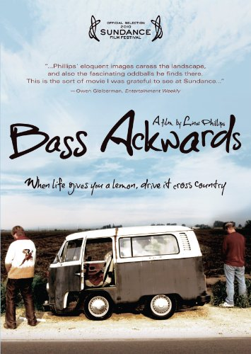 Cover art for  Bass Ackwards