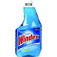 Johnson S C Inc00126Windex Glass Cleaner Refill-32OZ WINDEX REFILL