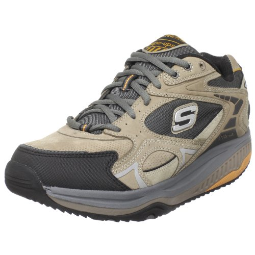Shape Ups Men's Rendition Taupe/Black Lace Up 52007 7 UK