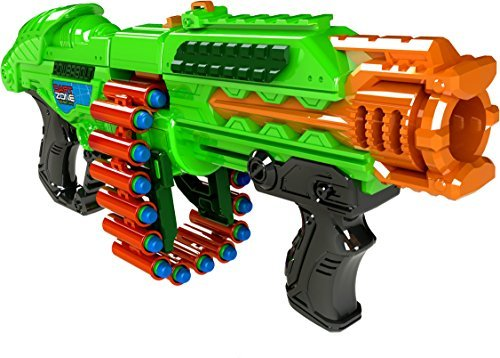 Prime Time Toys Dart Zone Powerbolt Pump Action Belt Blaster by Dart Zone