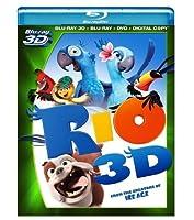 Rio (Four-Disc Blu-ray 3D/ Blu-ray/ DVD/ Digital Copy) by 20th Century Fox