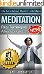 Meditation: Real Techniques to Reliev...