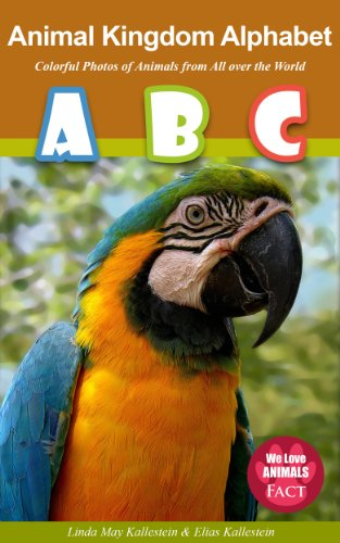 Animal Kingdom Alphabet by Linda May Kallestein ebook deal